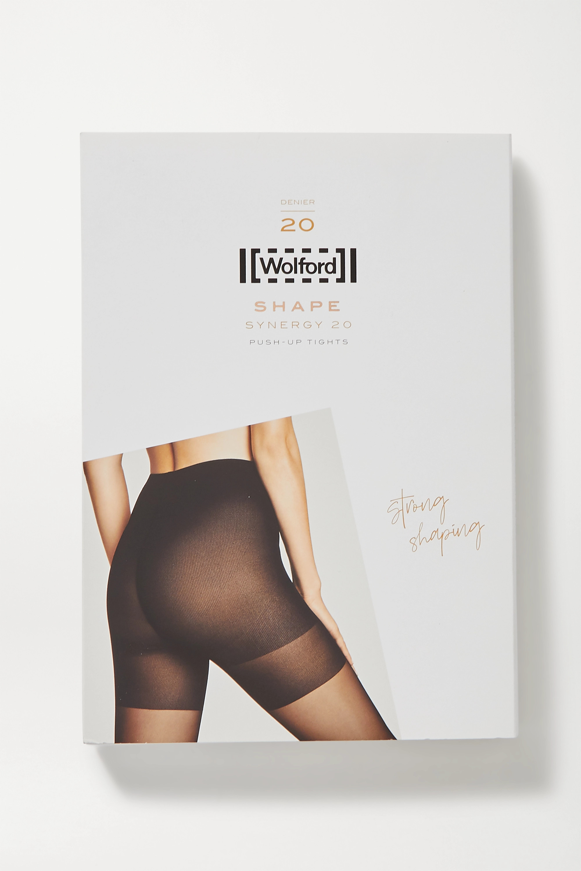 Wolford Synergy Push-Up 20 denier compression tights