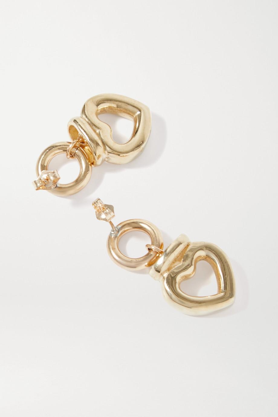 Laura Lombardi Dolce gold-tone earrings