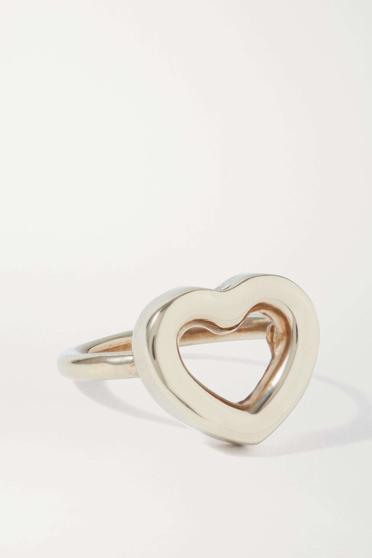 Laura Lombardi Cuore gold-tone ring