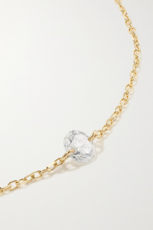 Persée Danaé gold diamond bracelet