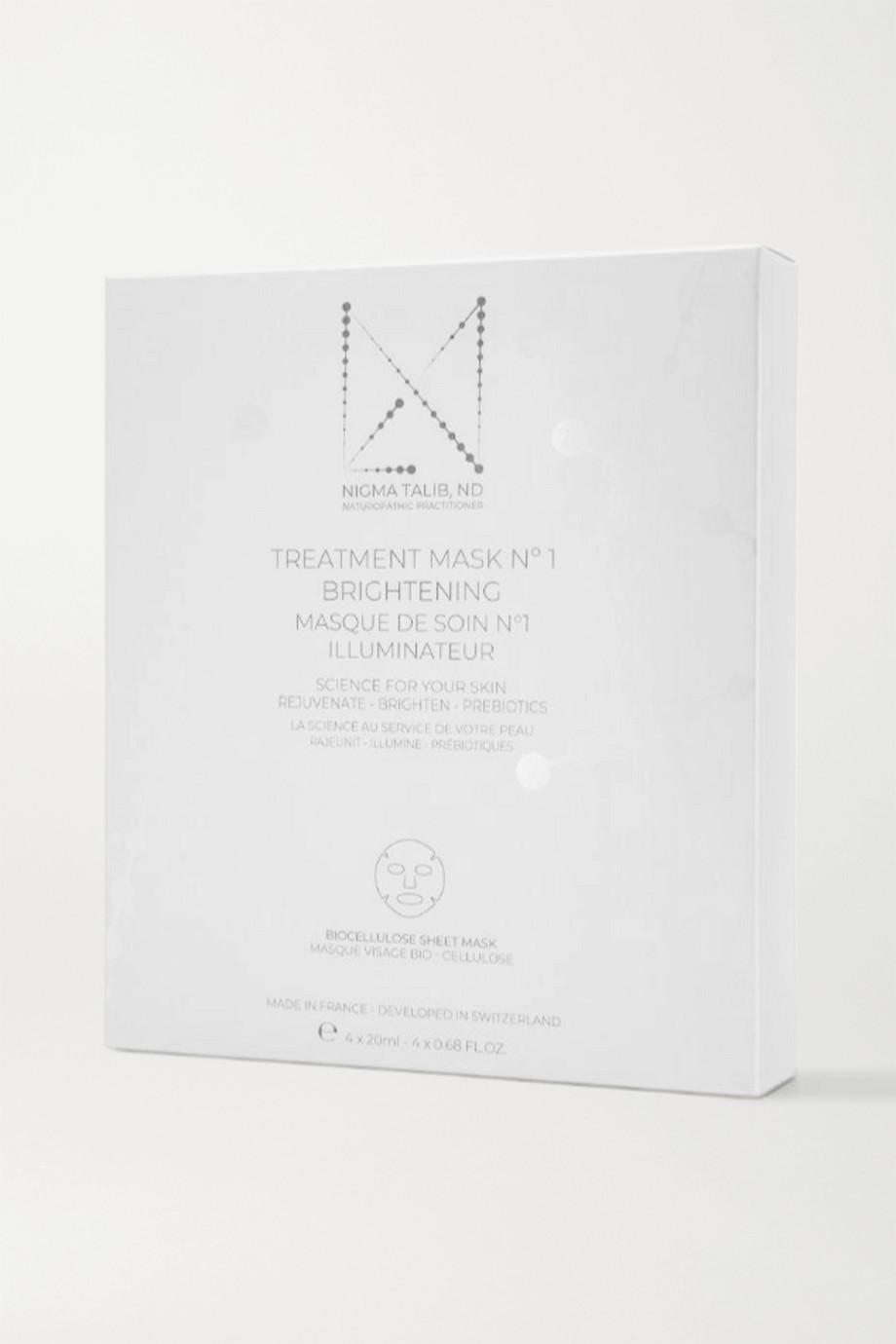 Nigma Talib ND Treatment Mask No1 – Brightening  – 4 Tuchmasken