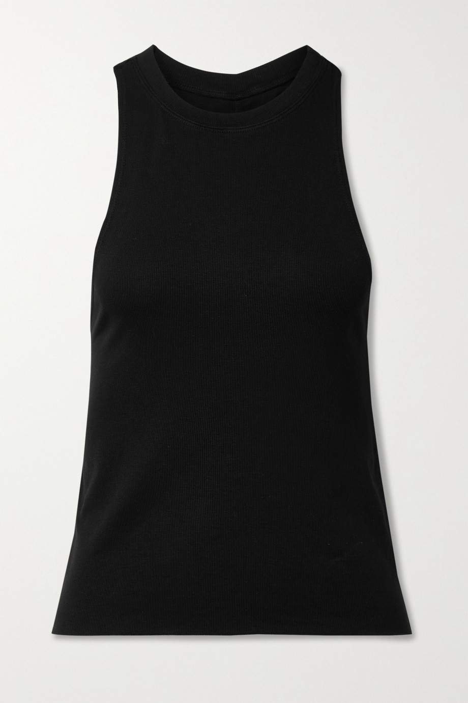 All Access Dynamic stretch cotton and modal-blend jersey tank