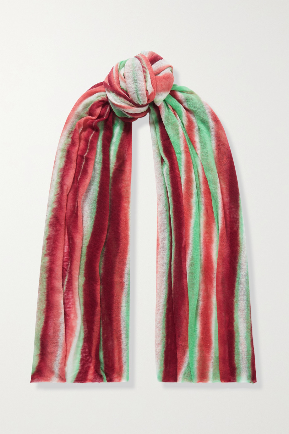 Missoni Striped cashmere scarf