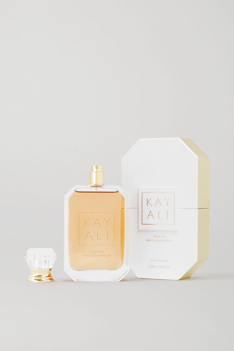 Huda Beauty Kayali Eau de Parfum – Déjà Vu White Flower 57, 100 ml – Eau de Parfum