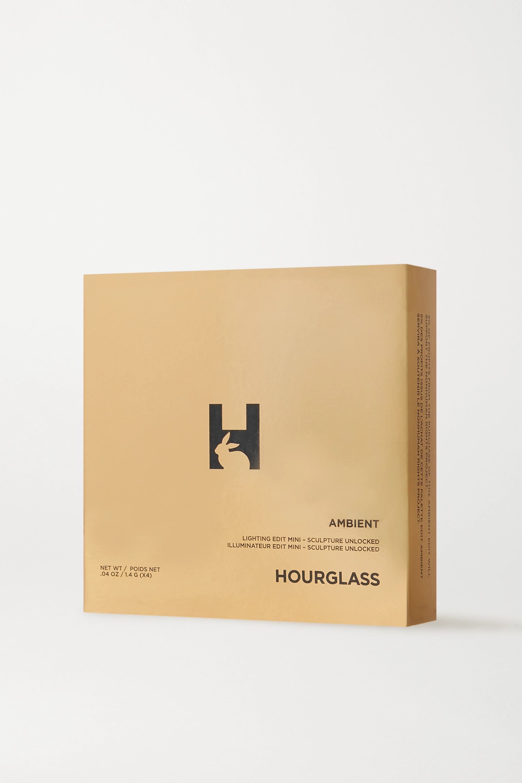 Hourglass Ambient Lighting Edit Mini - Sculpture Unlocked