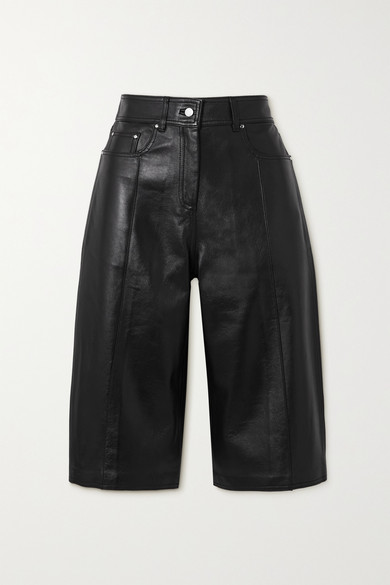 Stand Studio Leathers FENELLA LEATHER SHORTS