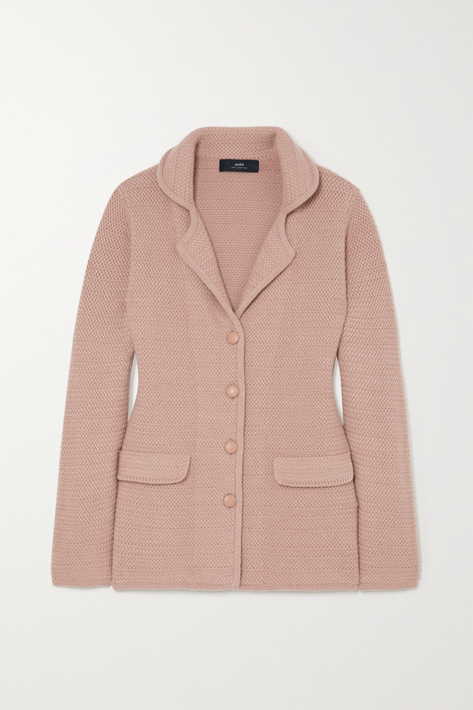 Arch4 Carnaby cashmere jacket