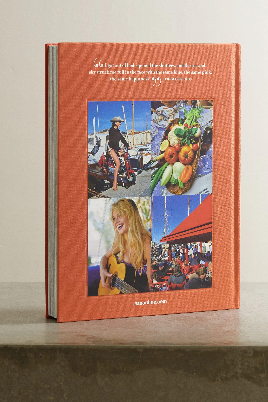 Assouline St. Tropez Soleil von Simon Liberati – Gebundenes Buch