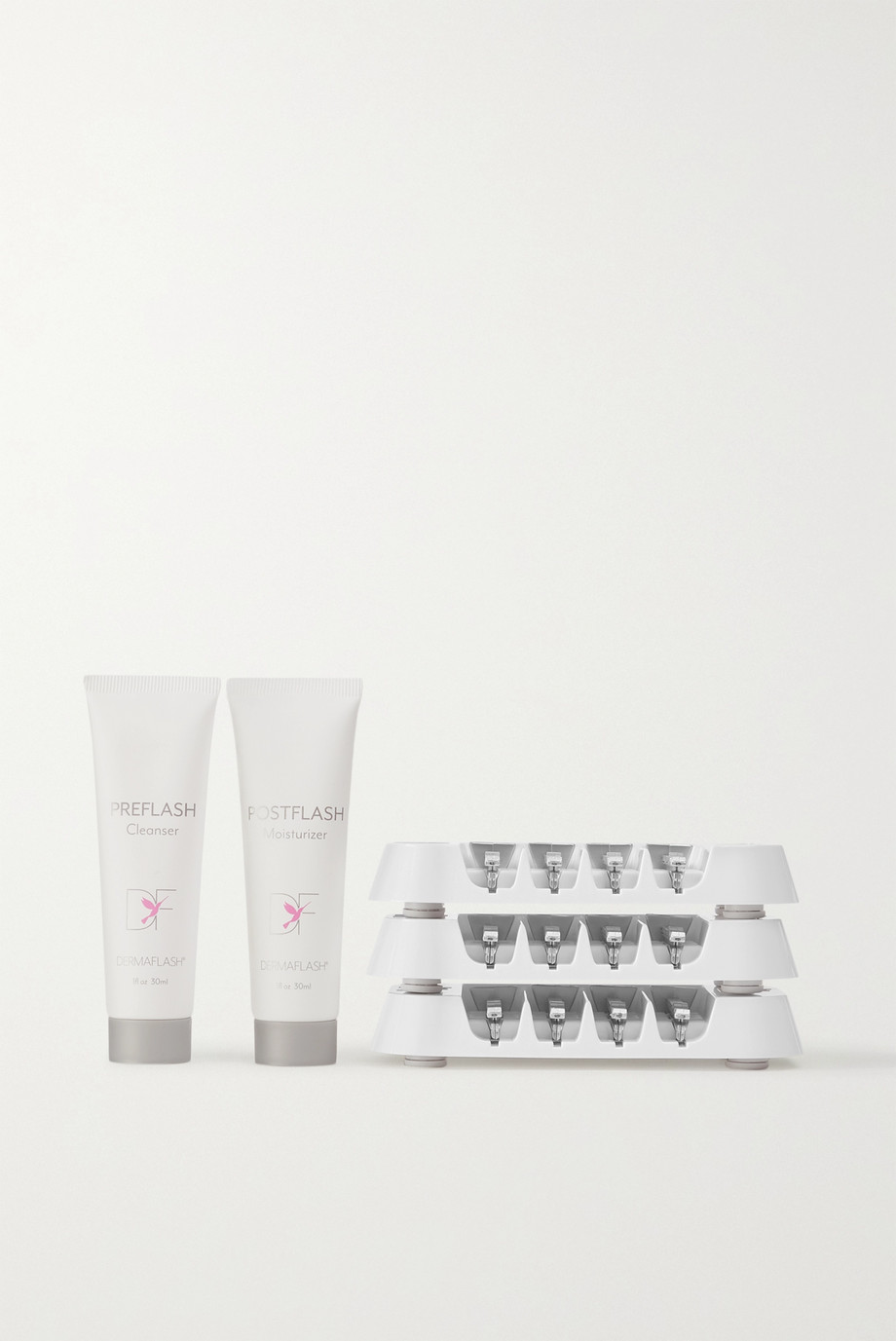 Dermaflash DERMAFLASH Luxe Essentials Replenishment Kit x 12 – Nachfüll-Set
