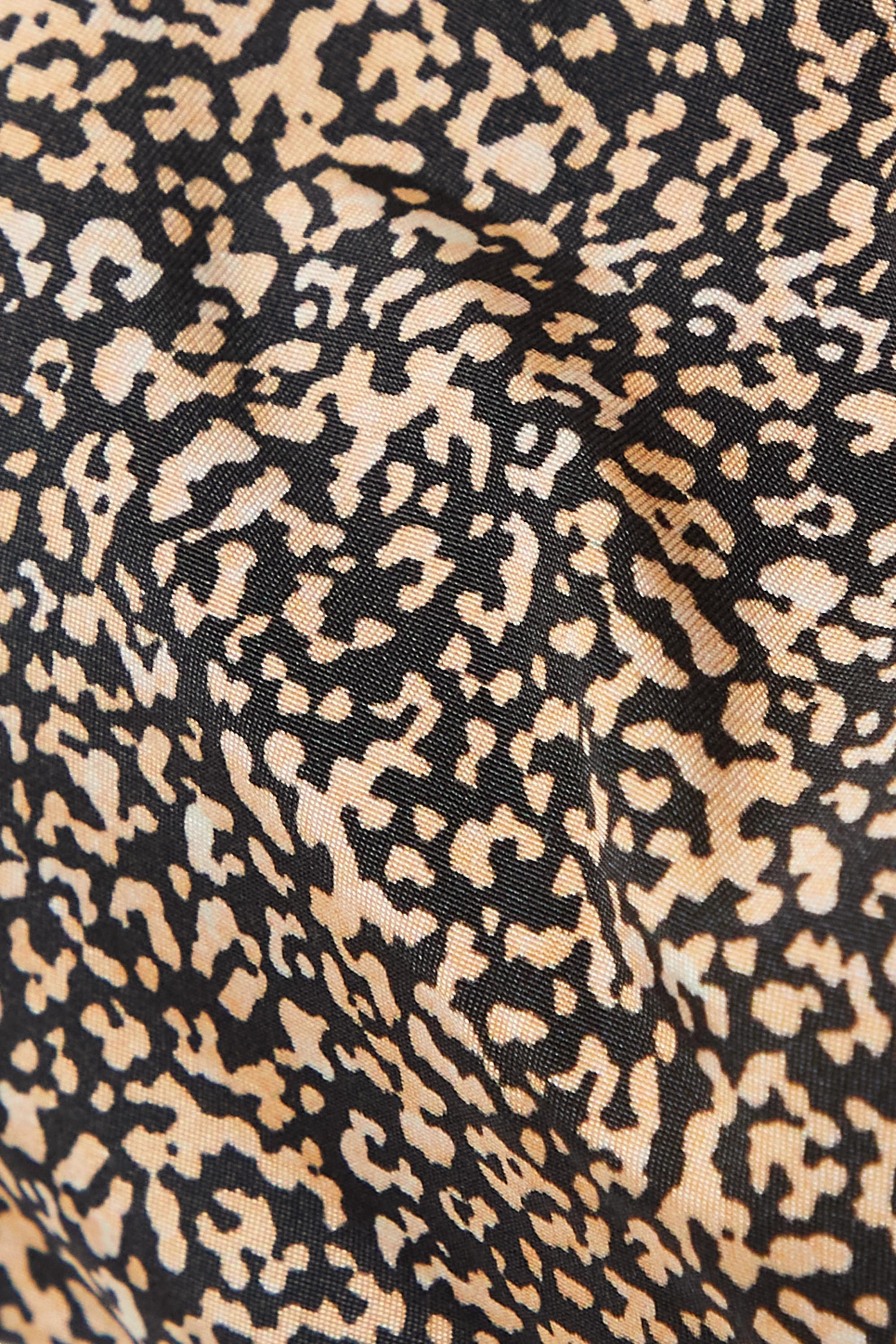 Evarae + NET SUSTAIN Regan printed stretch-ECONYL underwired bikini top