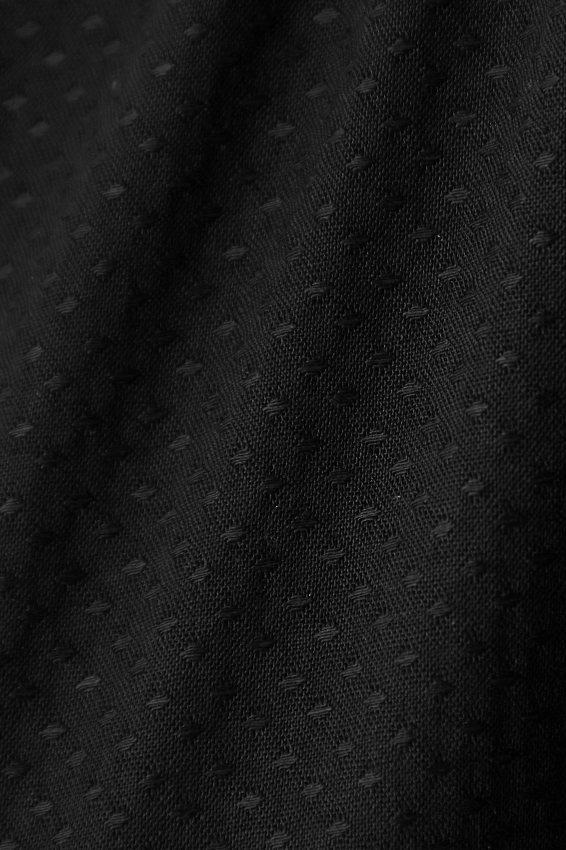 Evarae + NET SUSTAIN Bella cropped TENCEL Lyocell top