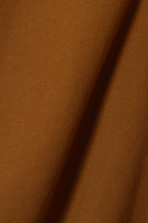 Frankie Shop Jamie 纯棉平纹布卫衣短裤套装