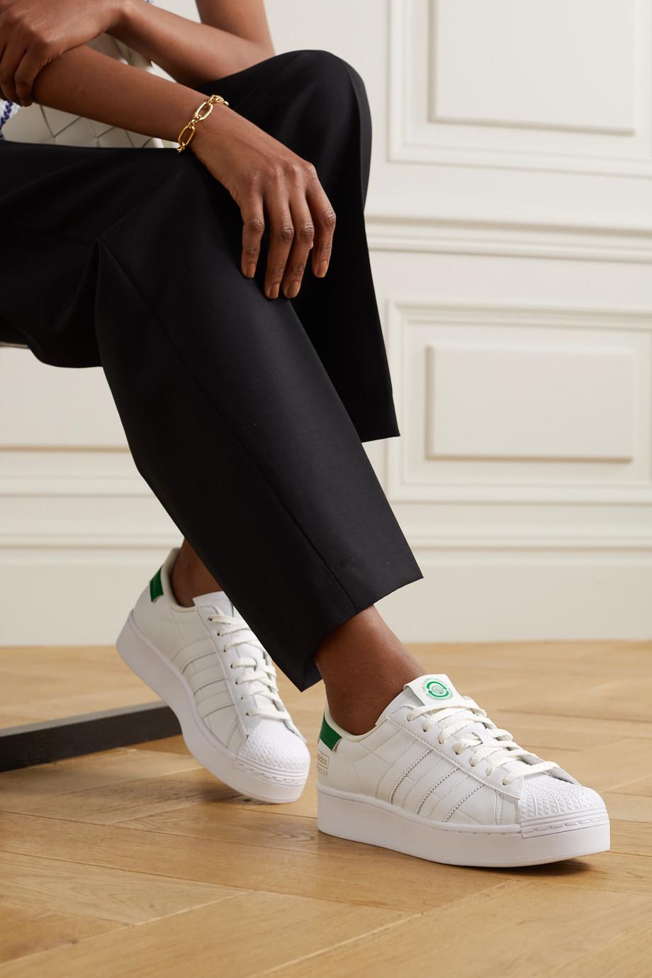 adidas Originals Superstar Bold Primegreen Sneakers
