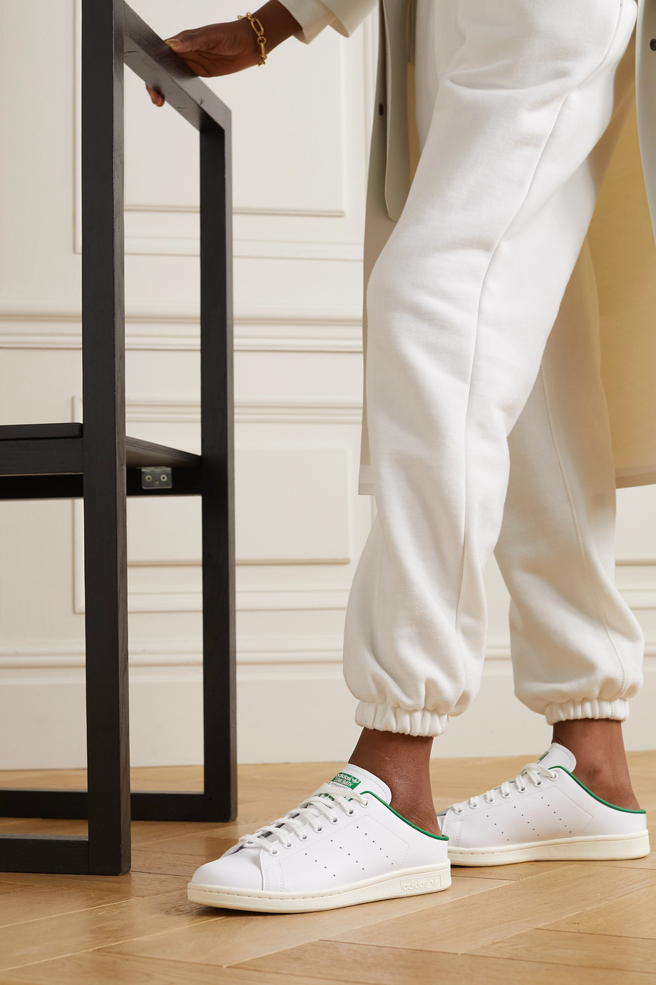 adidas Originals Stan Smith Mule Primegreen Slippers