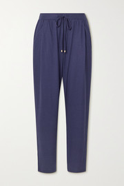 Hanro Cotton and modal-blend pajama pants
