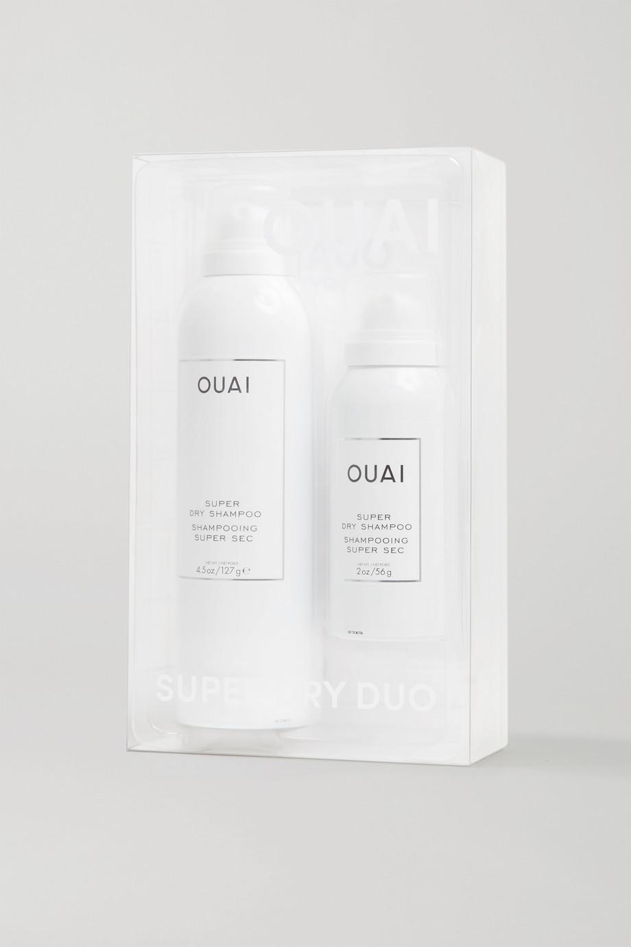 OUAI Haircare Super Dry Shampoo Duo – Set aus Trockenshampoos