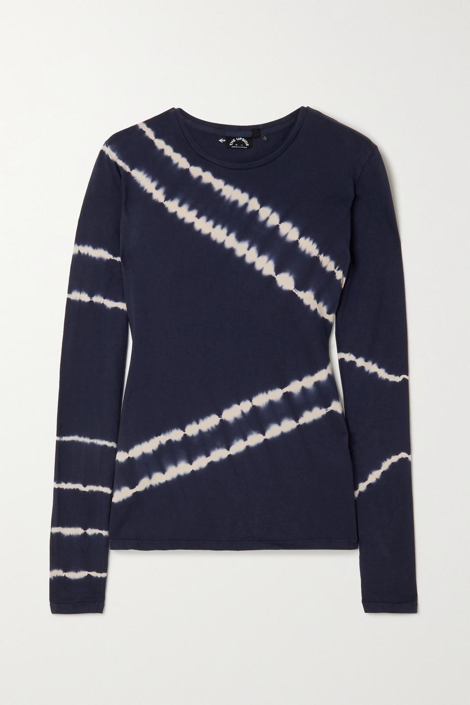 The Upside Haut en jersey de coton tie & dye Courtney