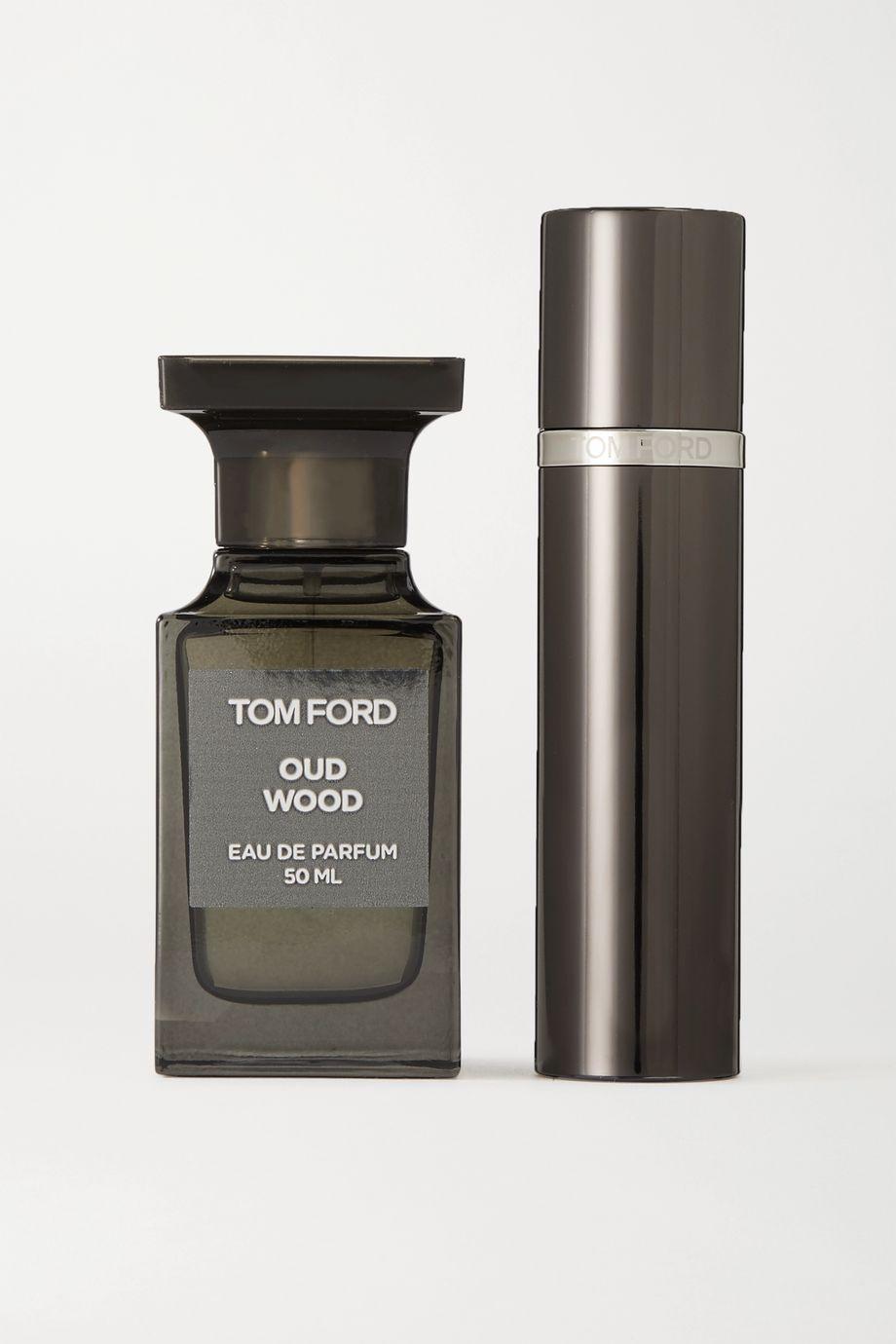 TOM FORD BEAUTY Eau de Parfum Gift Set - Oud Wood, 50ml & 10ml