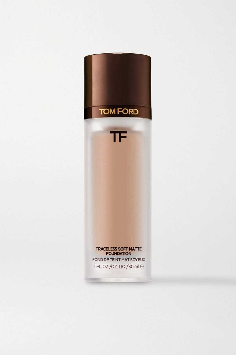 TOM FORD BEAUTY Traceless Soft Matte Foundation – 5.6 Ivory Bisque, 30 ml – Foundation