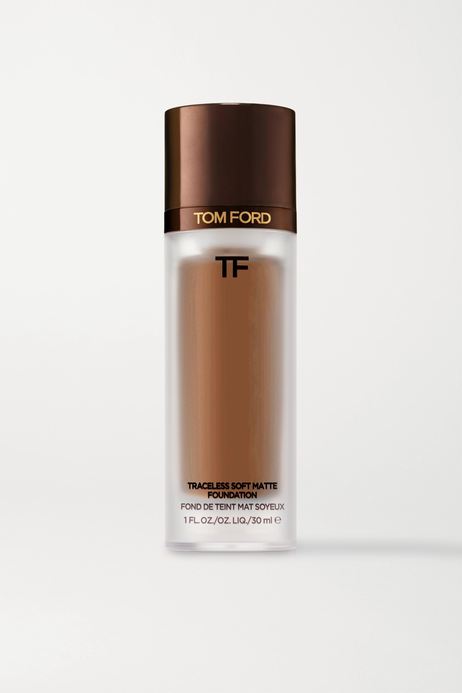 Tom Ford Traceless Soft Matte Foundation 10.5 Mocha 1 oz/ 30 ml In Neutral