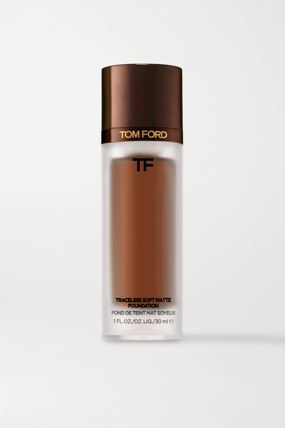 TOM FORD BEAUTY Traceless Soft Matte Foundation - 10.7 Amber, 30ml