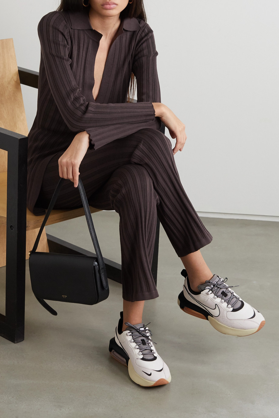 Nike Air Max Verona Sneakers aus Leder und Nubukleder