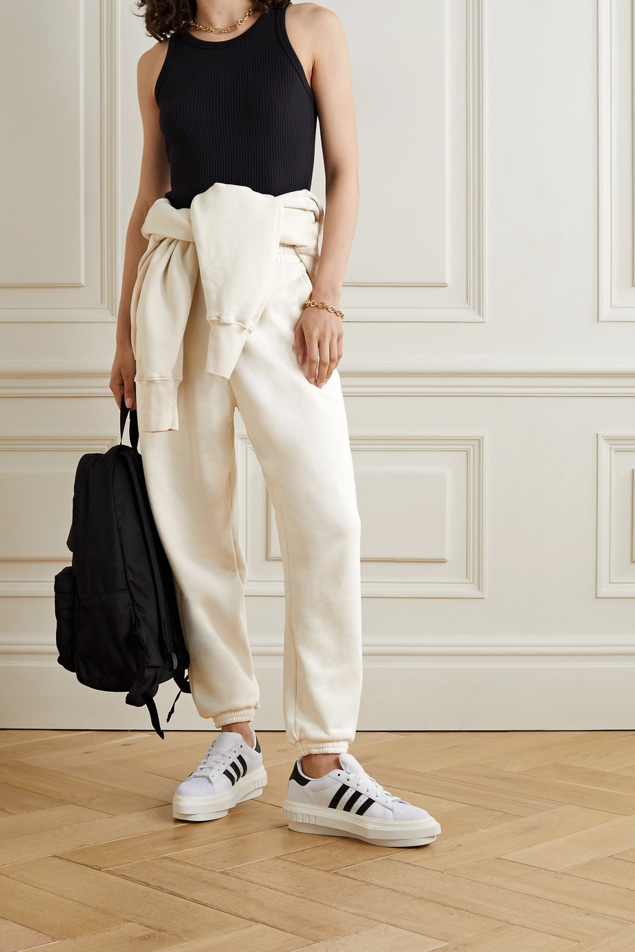 adidas Originals Jogginghose aus Baumwoll-Jersey