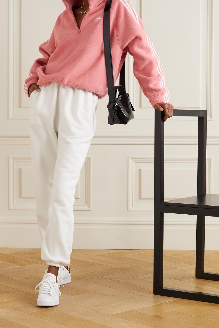 adidas Originals Adicolor Classics recycled fleece sweatshirt