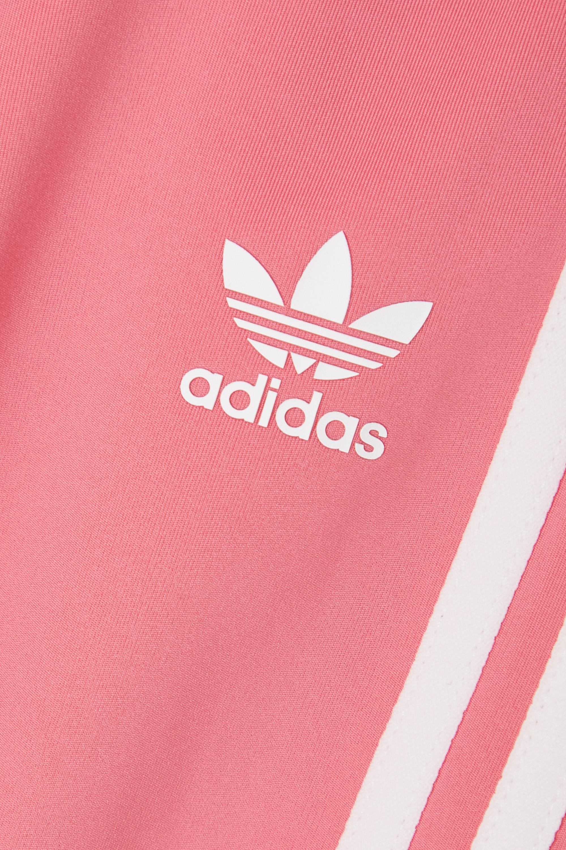 adidas Originals Striped stretch shorts