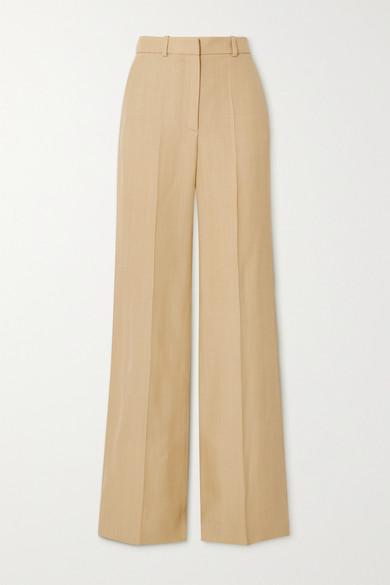 Joseph Loungewears MORISSEY WOVEN WIDE-LEG PANTS