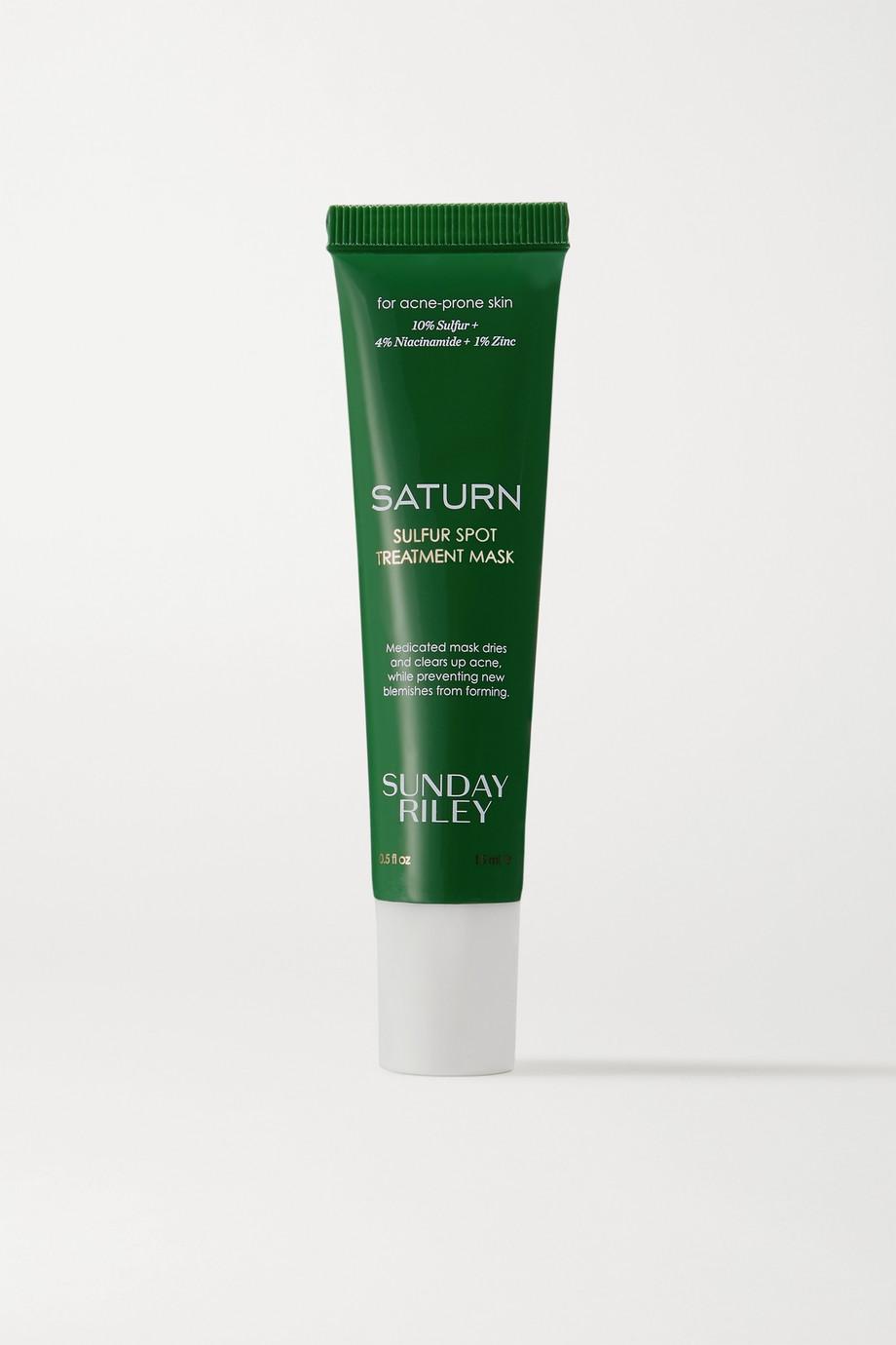 Sunday Riley Saturn Sulfur Spot Treatment Mask, 15 ml – Anti-Pickel-Behandlung