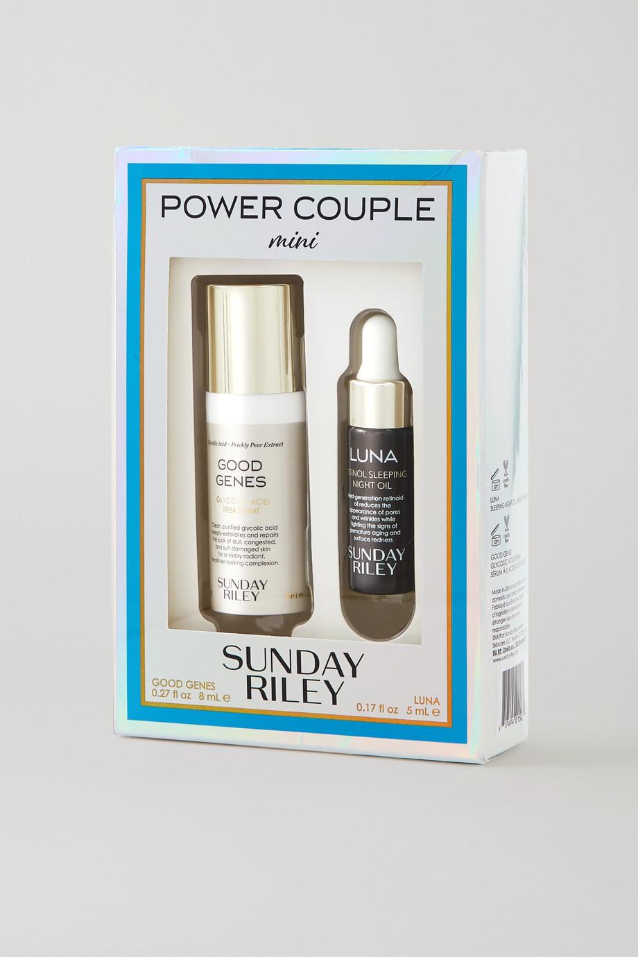 Sunday Riley Mini Power Couple Set