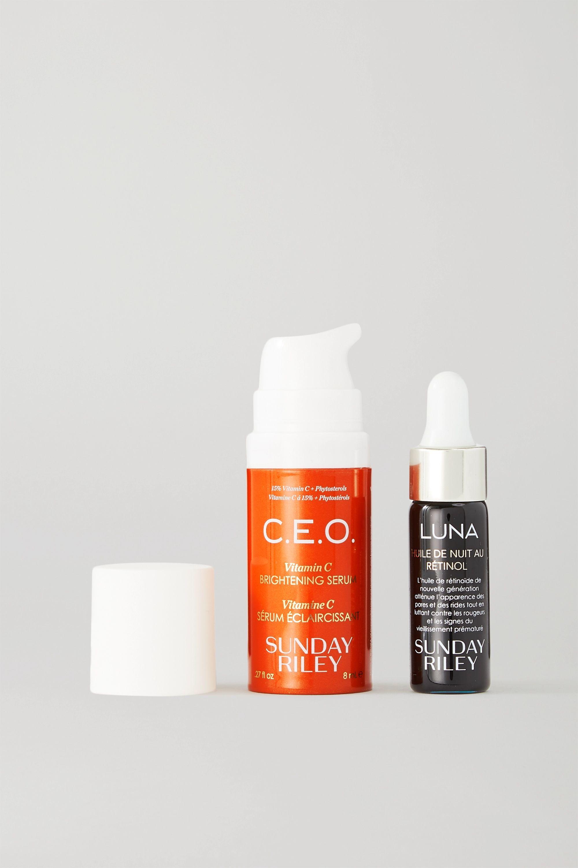 Sunday Riley Multivitamins – Hautpflegeset