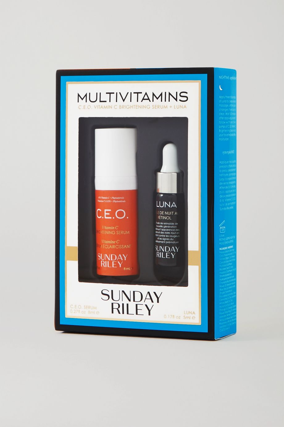 Sunday Riley Multivitamins Set