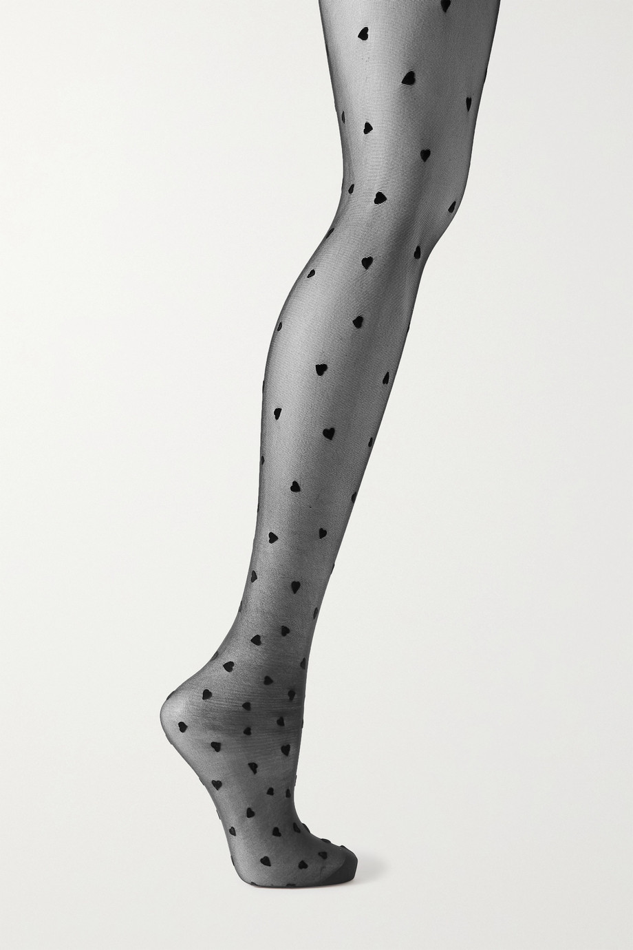 FALKE Flocked 20 denier tights
