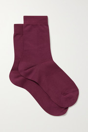 FALKE Cotton-blend socks