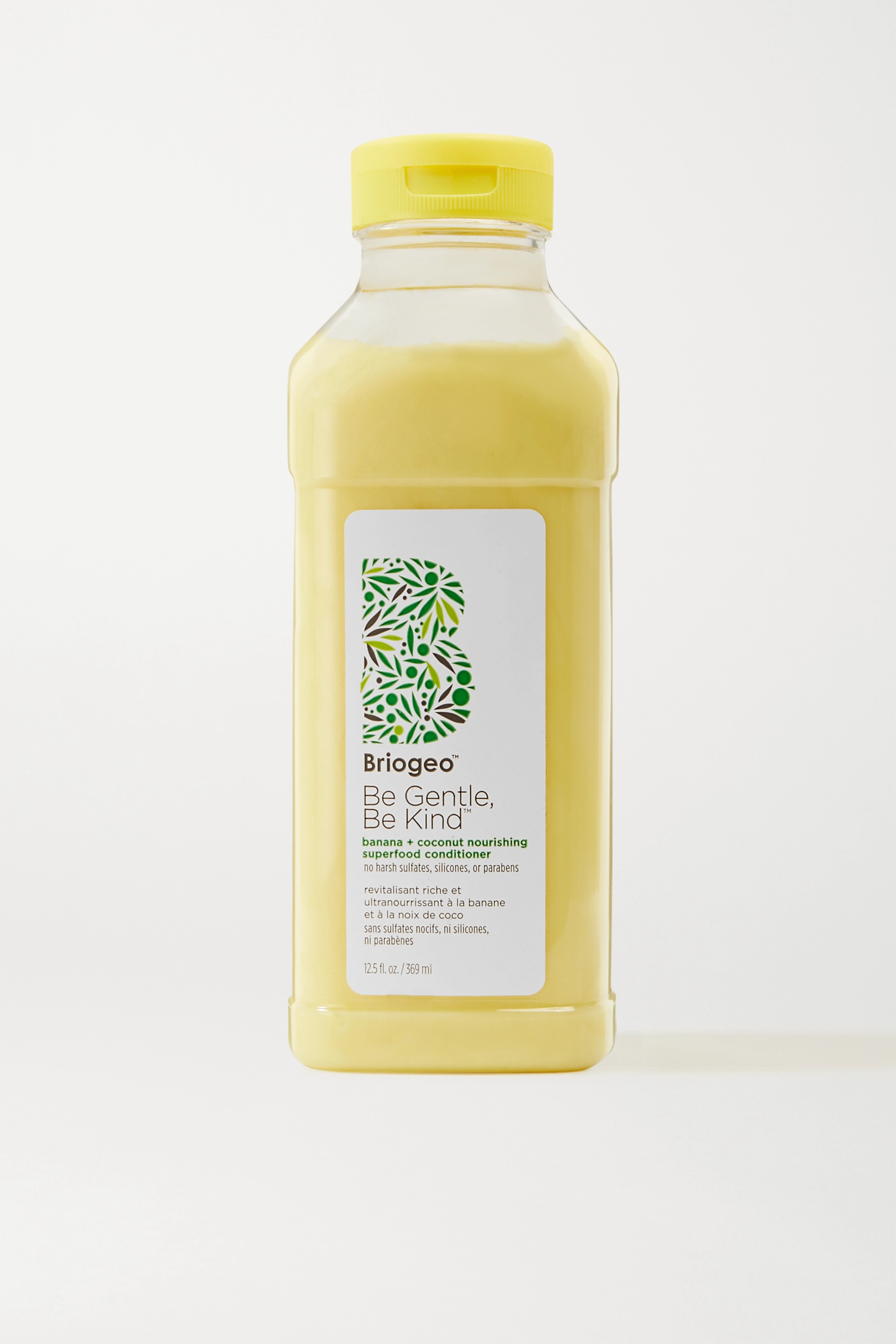 Briogeo Be Gentle Be Kind™ Banana + Coconut Nourishing Superfood Conditioner 12.5 oz/ 369 ml In Colorless