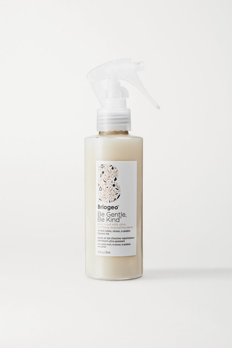 Briogeo Be Gentle, Be Kind Aloe + Oat Milk Ultra Soothing Detangling Spray, 174ml