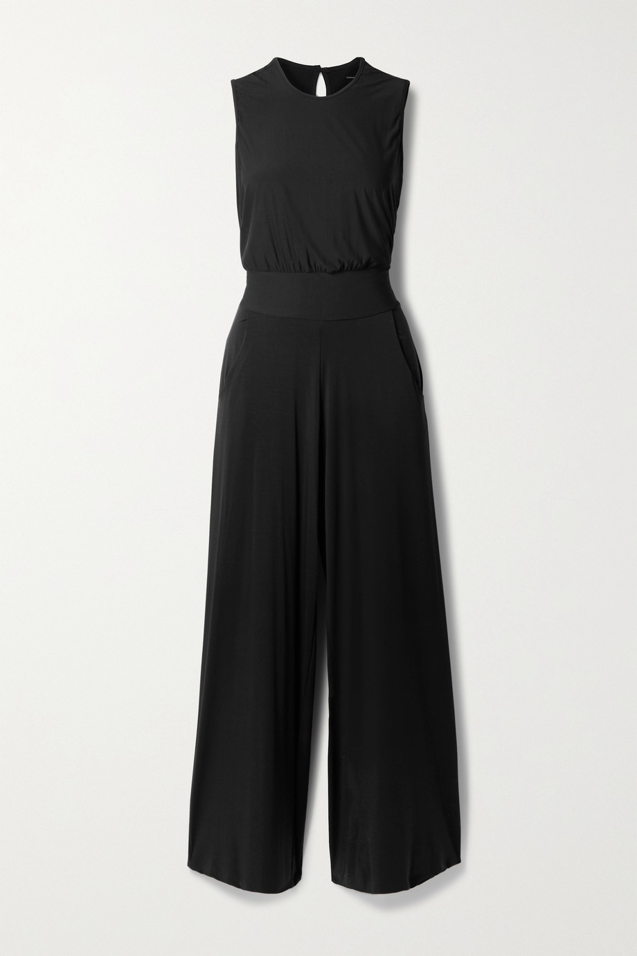 Commando Butter stretch-Micro Modal jersey jumpsuit