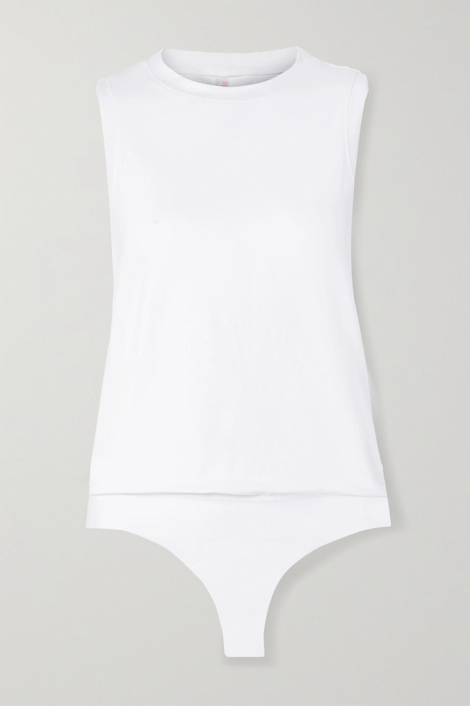 Commando Body string en jersey de coton stretch Essential