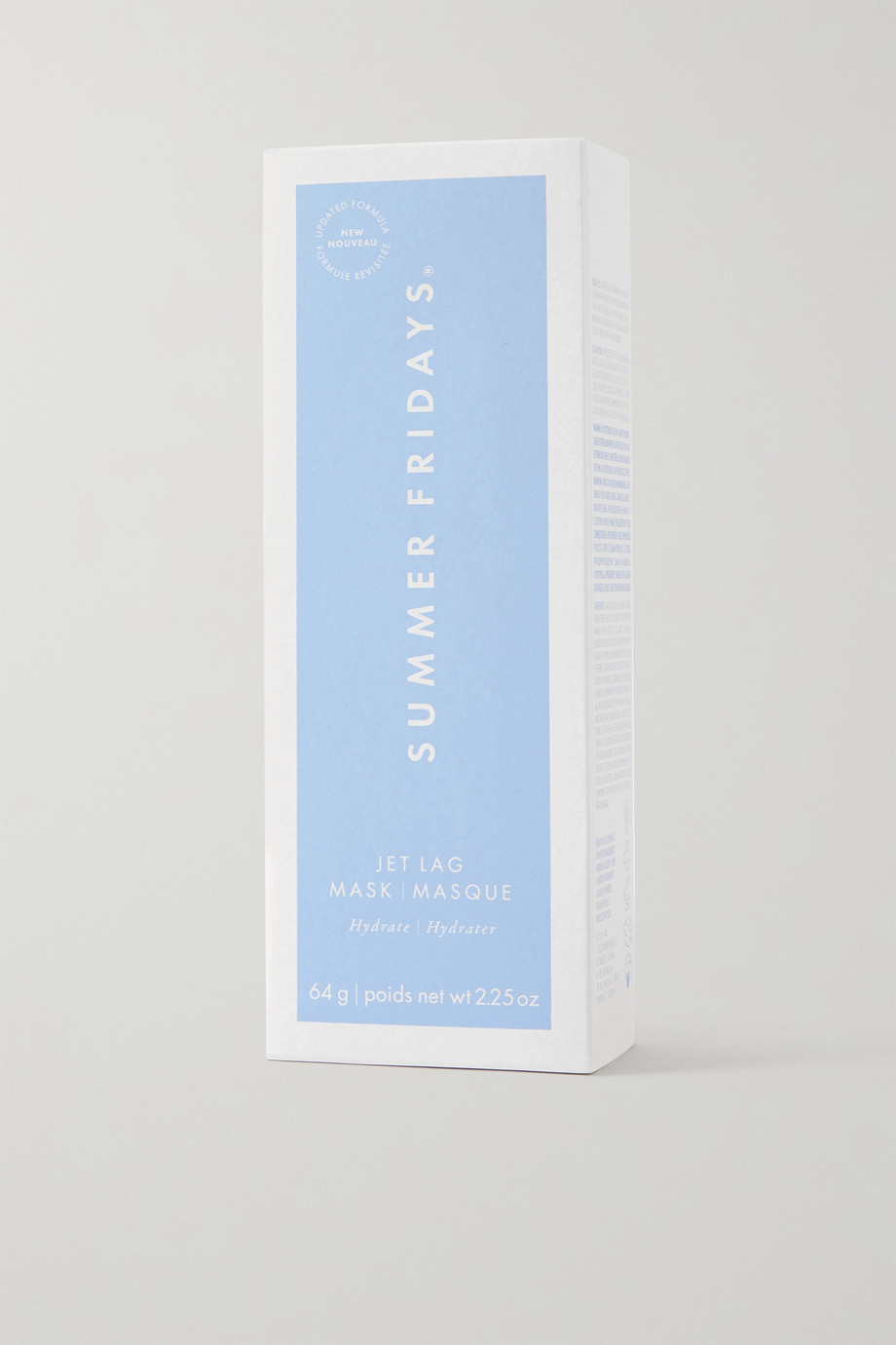 Summer Fridays Jet Lag Mask, 64g