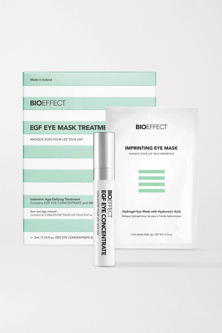 BIOEFFECT Kit de soin pour les yeux EGF, 8 x 3 ml