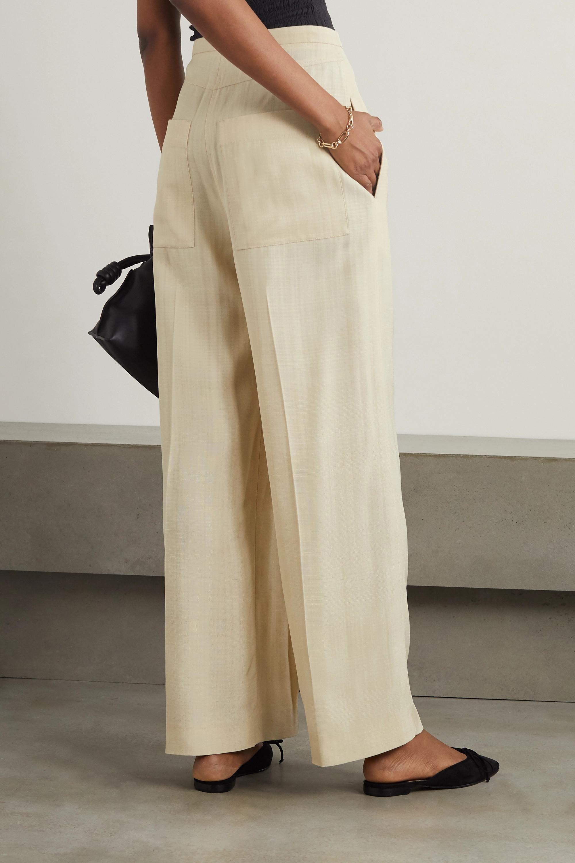 Totême Pantalon large tissé