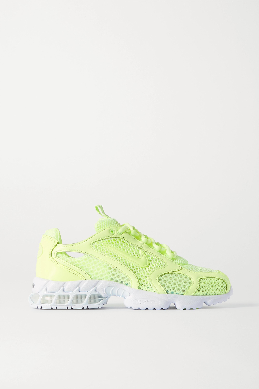 Nike Air Zoom Spiridon Cage 2 Sneakers aus Mesh mit Kunstlederbesätzen