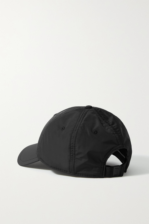 rag & bone Addison appliquéd recycled shell baseball cap