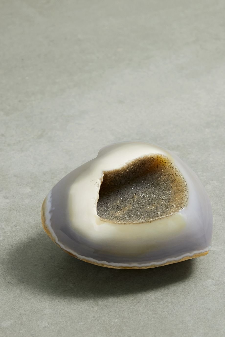 Kimberly McDonald Heart 矿物晶洞