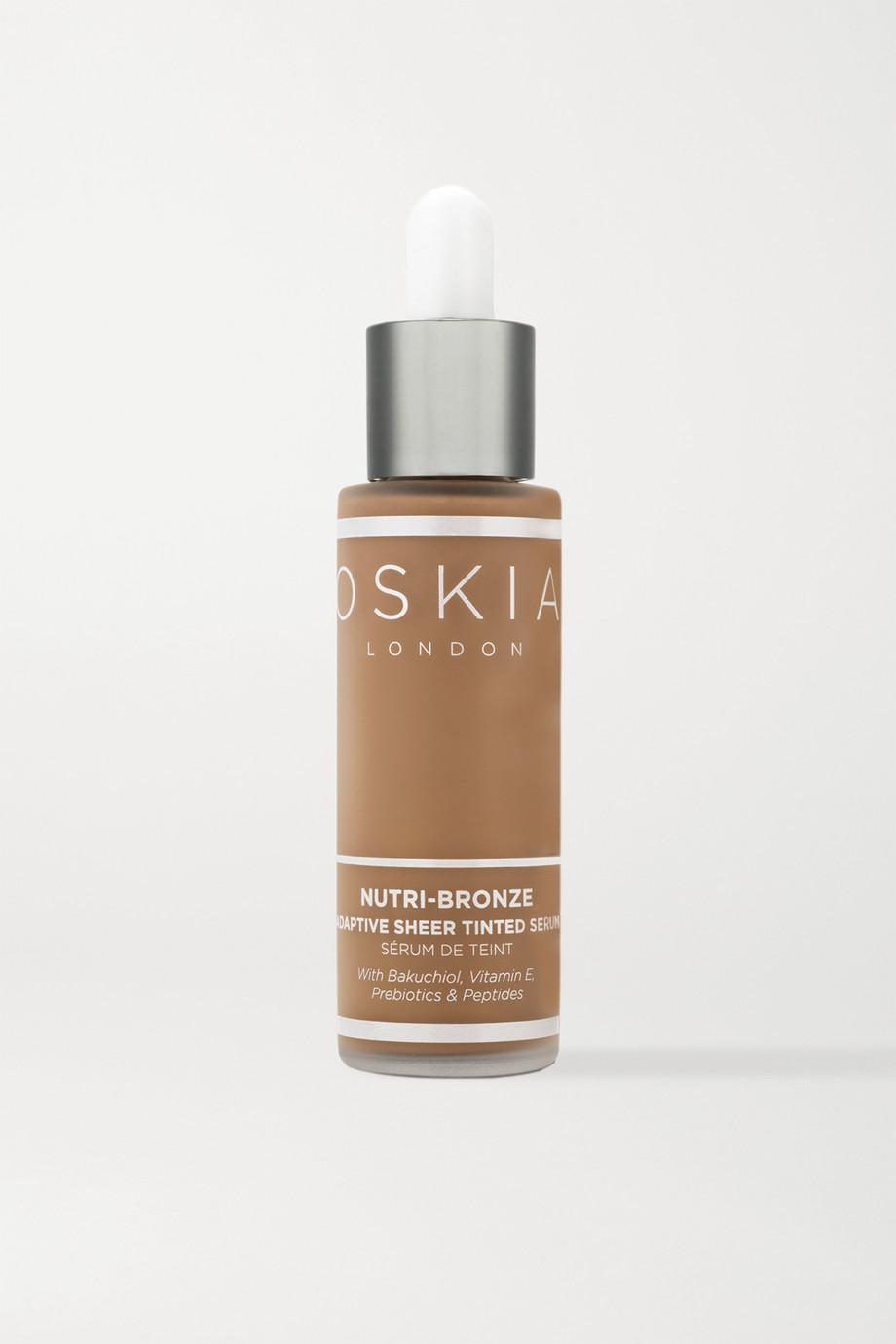 Oskia Nutri-Bronze Adaptive Sheer Tinted Serum, 30 ml – Getöntes Serum