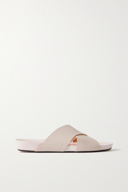 ATP Atelier Doris leather slides