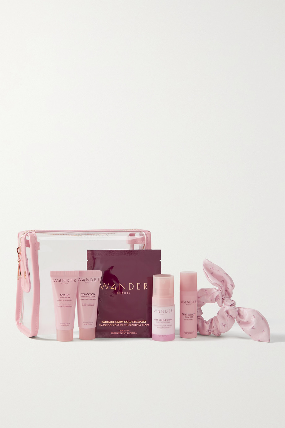 Wander Beauty Airplane Mode™ Round Trip Kit – Reiseset