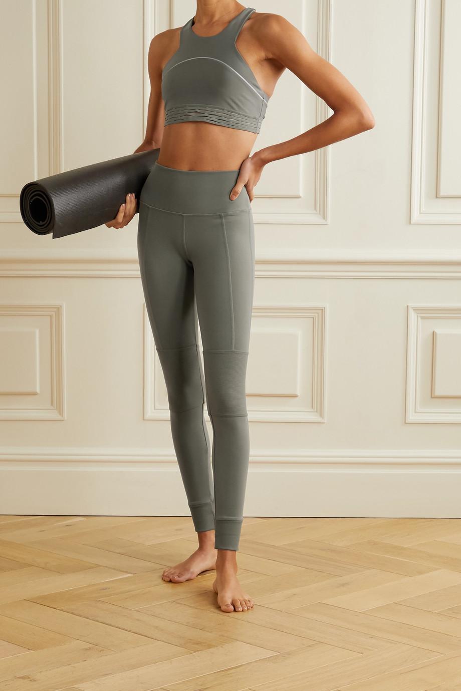 Alo Yoga Sequence stretch sports bra